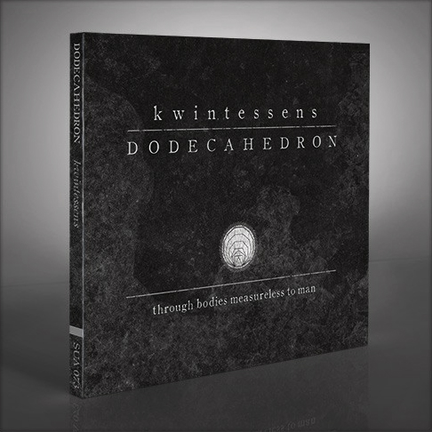 <b>'kwintessens' CD:</b><br>- Digipak<br>- Order through Season of Mist webshop