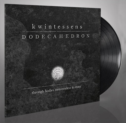 <b>'kwintessens' LP:</b><br>- Vinyl<br>- Order through Season of Mist webshop